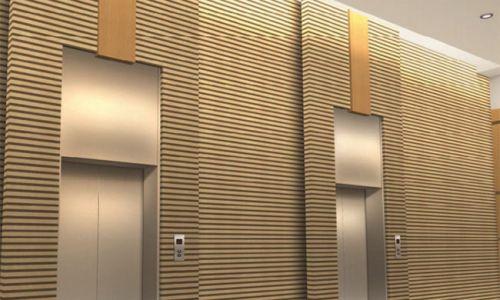 Thang máy không phòng máy Hitachi