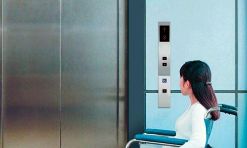 Thang máy bệnh viện Hitachi