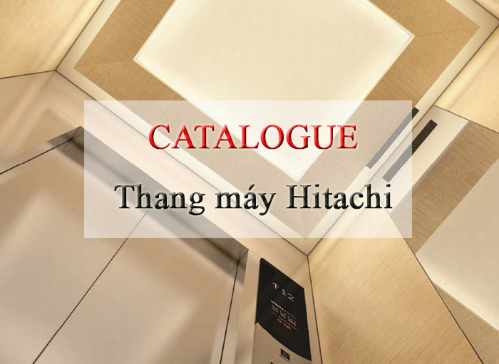 Catalogue Hitachi